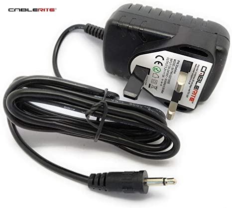 MB310c MB320 Remington MB310 MB320c trimmer power supply adapter mains uk plug charger