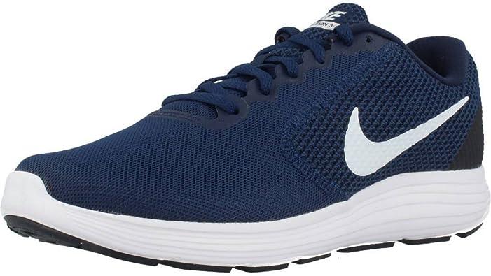 Nike Revolution 3, Zapatillas de Running Hombre: Amazon.es: Zapatos y complementos