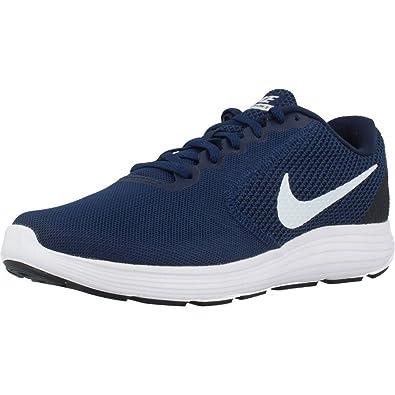 e5f257428eb4a Nike Herren Revolution 3 Laufschuhe