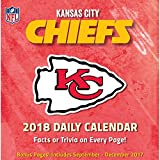 Kansas City Chiefs Desk Calendar