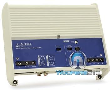 JL Audio M600/1 - azul Mono-amplificador