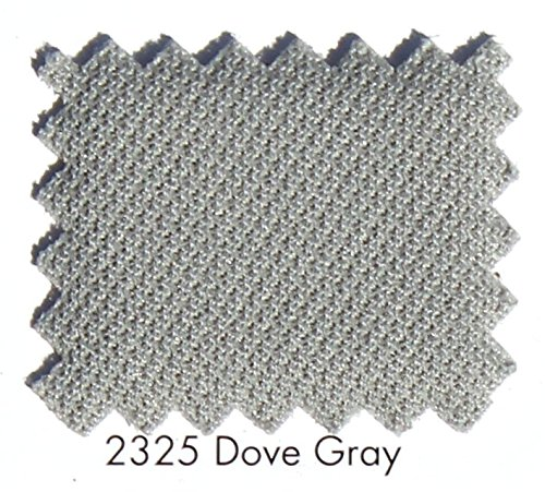 (1/8 Dove Gray Foam Backed Automotive Flat Knit Headliner Fabric 60 Wide Sold by The Yard)