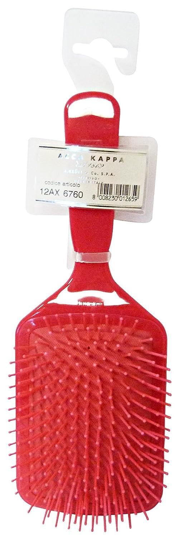 ACCA KAPPA Spazzola 12AX6760 Pneumatica Plastica Denti Plastica Grande QuadraTA Prodotti per capelli