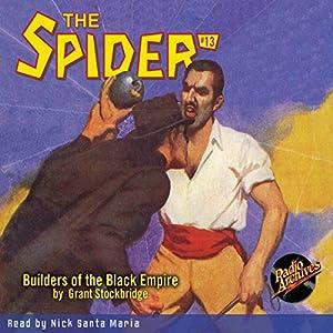 Spider #13 October 1934 Audiobook