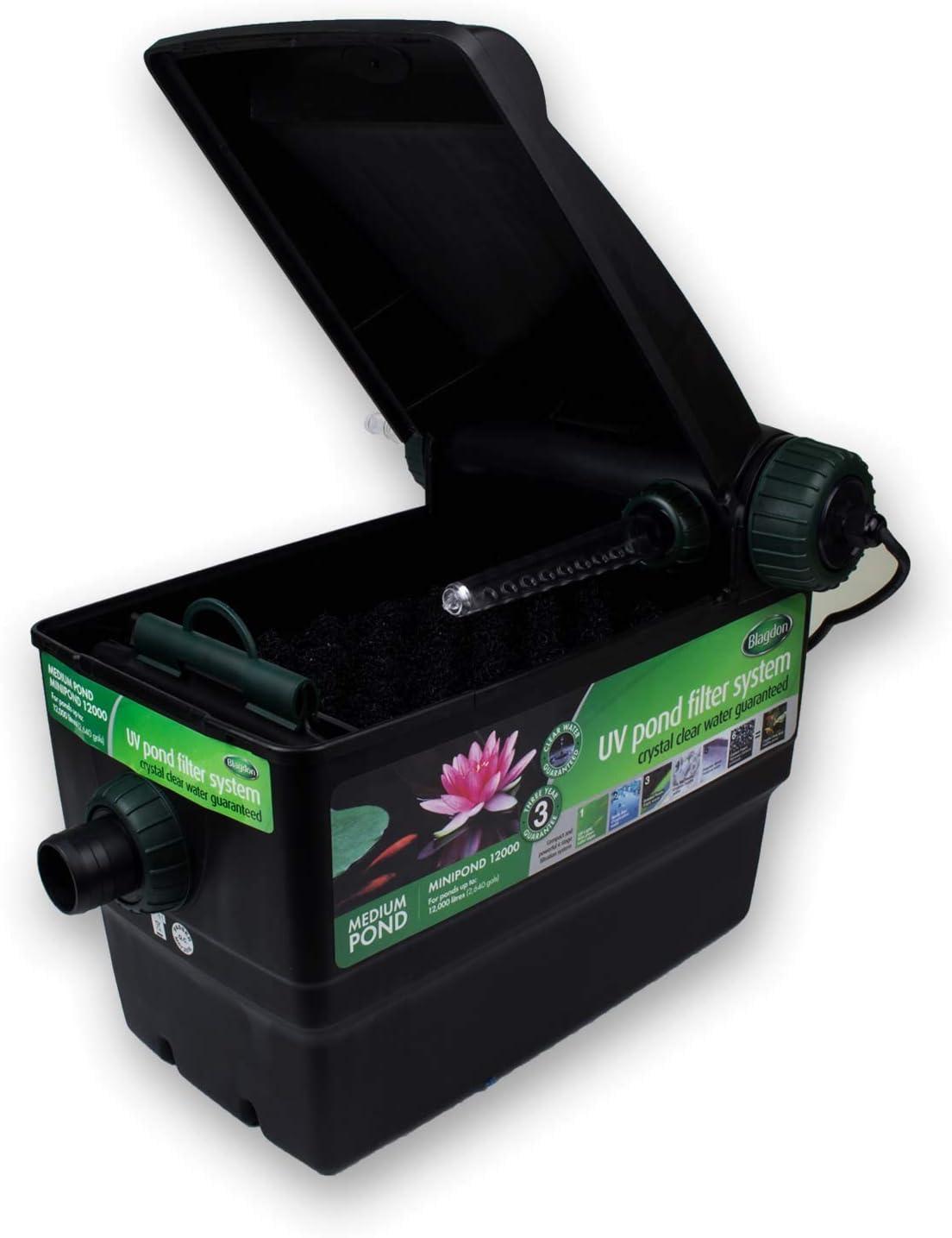 Blagdon 9W Mini-Stagno Filtro per 6000L