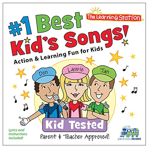 #1 Best Kid's Songs -