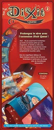 Asmodee - Juego de Miniatura (DIX02FR) (versión en francés): Amazon.es: Juguetes y juegos