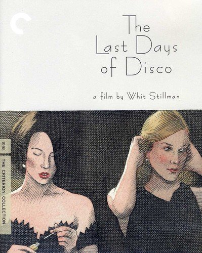 Blu-ray : The Last Days of Disco (Criterion Collection) (, Widescreen)