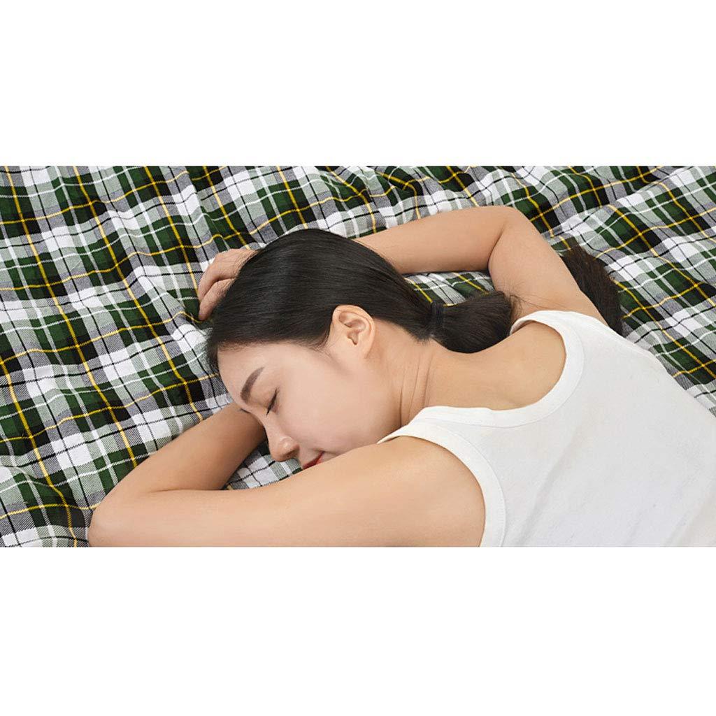 Bolsa Dormir de Dormir Bolsa portátil al Aire Libre Bolsa de Dormir de otoño e Invierno Bolsa de Almuerzo de Almuerzo Interior Solo Bolso Caliente a través del Saco de Dormir Sucio 215x70cm ba7c45