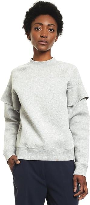 TALLA XL. Tommy Hilfiger Cassy High Nk Sweatshirt LS Sudadera para Mujer