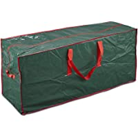 propik artificial tree storage bag perfect xmas storage container handles 45 x 15 - Christmas Tree Bags Amazon