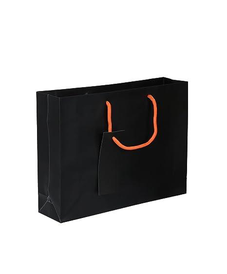 Amazon.com: Parax Paper - Bolsa de regalo (A4, con asa de ...