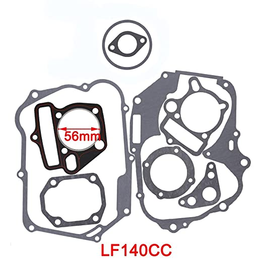Amazon Com Tdpro Lifan 140cc Engine Gasket Kit For Pit Dirt Bike