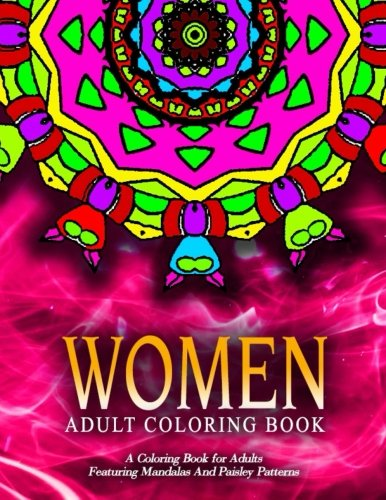 WOMEN ADULT COLORING BOOKS - Vol.15: Adult Coloring Books Best Sellers For Women (Volume 15)