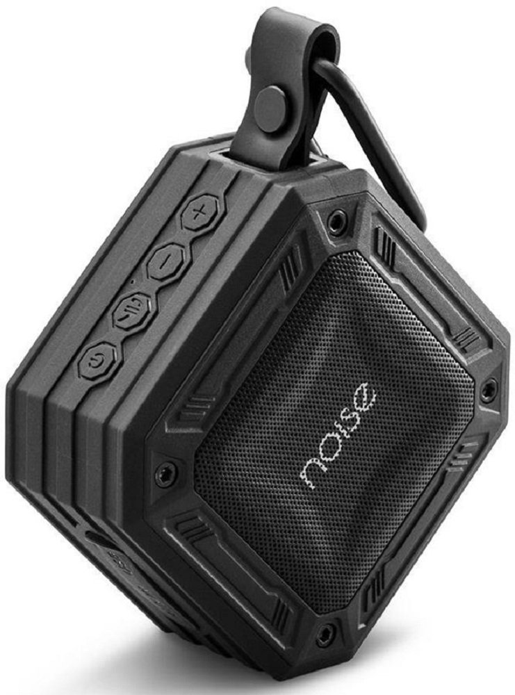 Noise Aqua Mini 5W Waterproof Wireless Portable Speaker (Black)