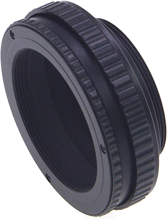 1 St/üCk. TOOGOO M42 zu M42 Fokussierung Helicoid Ring Adapter 12-17 Mm Makro Verl?Ngerungs Rohr