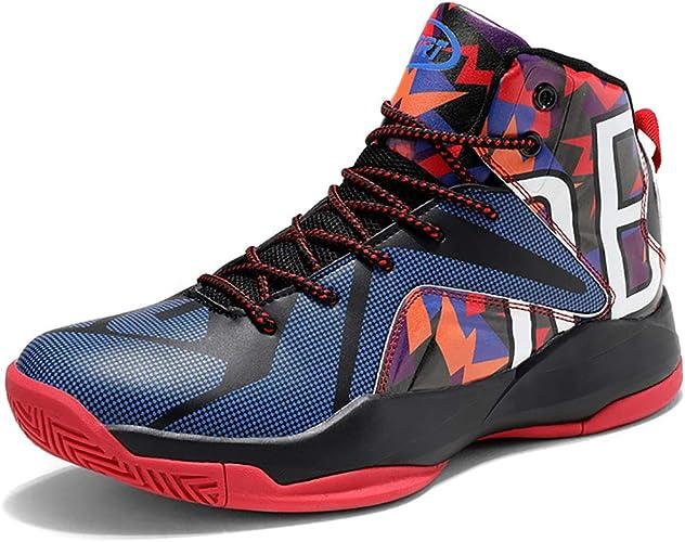 Amazon.com: Elaphurus - Zapatillas de baloncesto para hombre ...