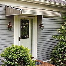 1500 Series Aluminum Door Canopy With Sidewings