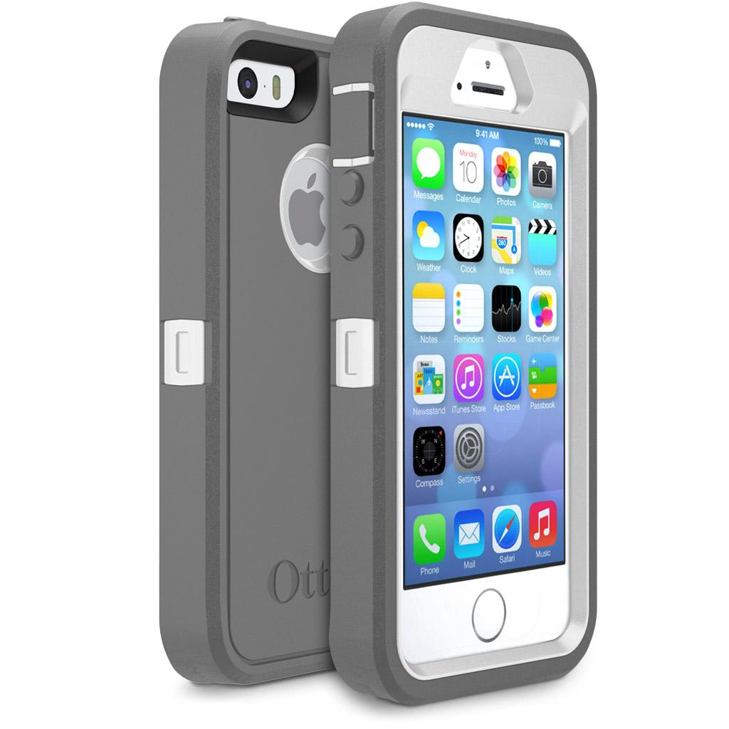 otterbox cases for iphone 5s otterbox defender series hybrid holster for iphone 5 4092