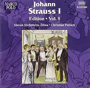 Strauss: Edition, Vol. 8