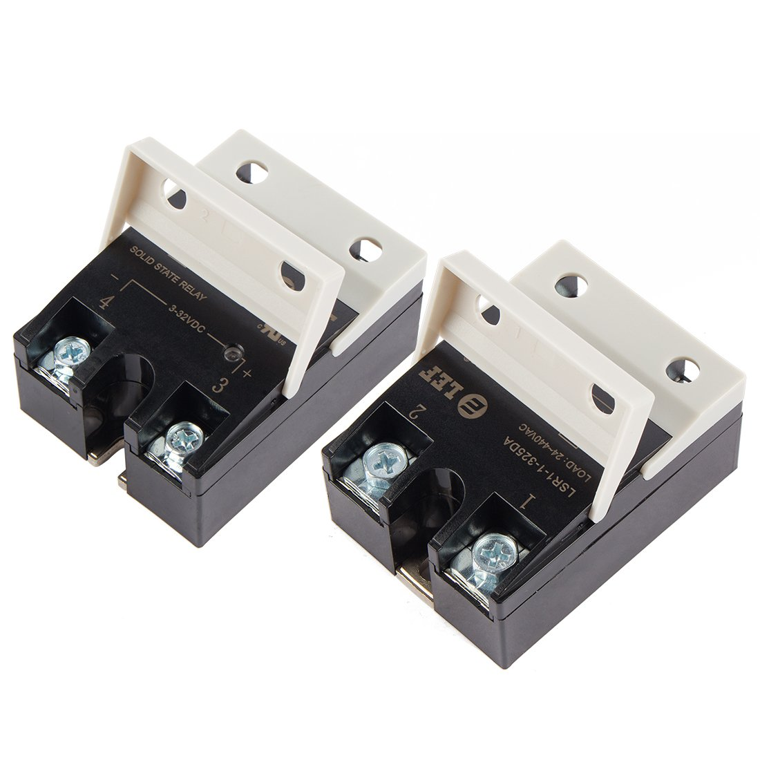 250v 25a Ssr 25da Temperature Control Solid State Relay Amazonco Canada Business Industry Science