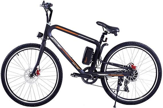 HJHJ Bicicleta de montaña eléctrica Todoterreno Bicicleta de Grasa ...