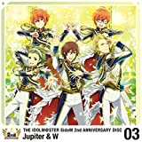 Jupiter & W - The Idolm@Ster (Idolmaster) Sidem 2Nd Anniversary Disc 03 [Japan CD] LACM-14505