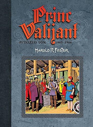 Princ Valijant 15 (1965-1966) pdf epub