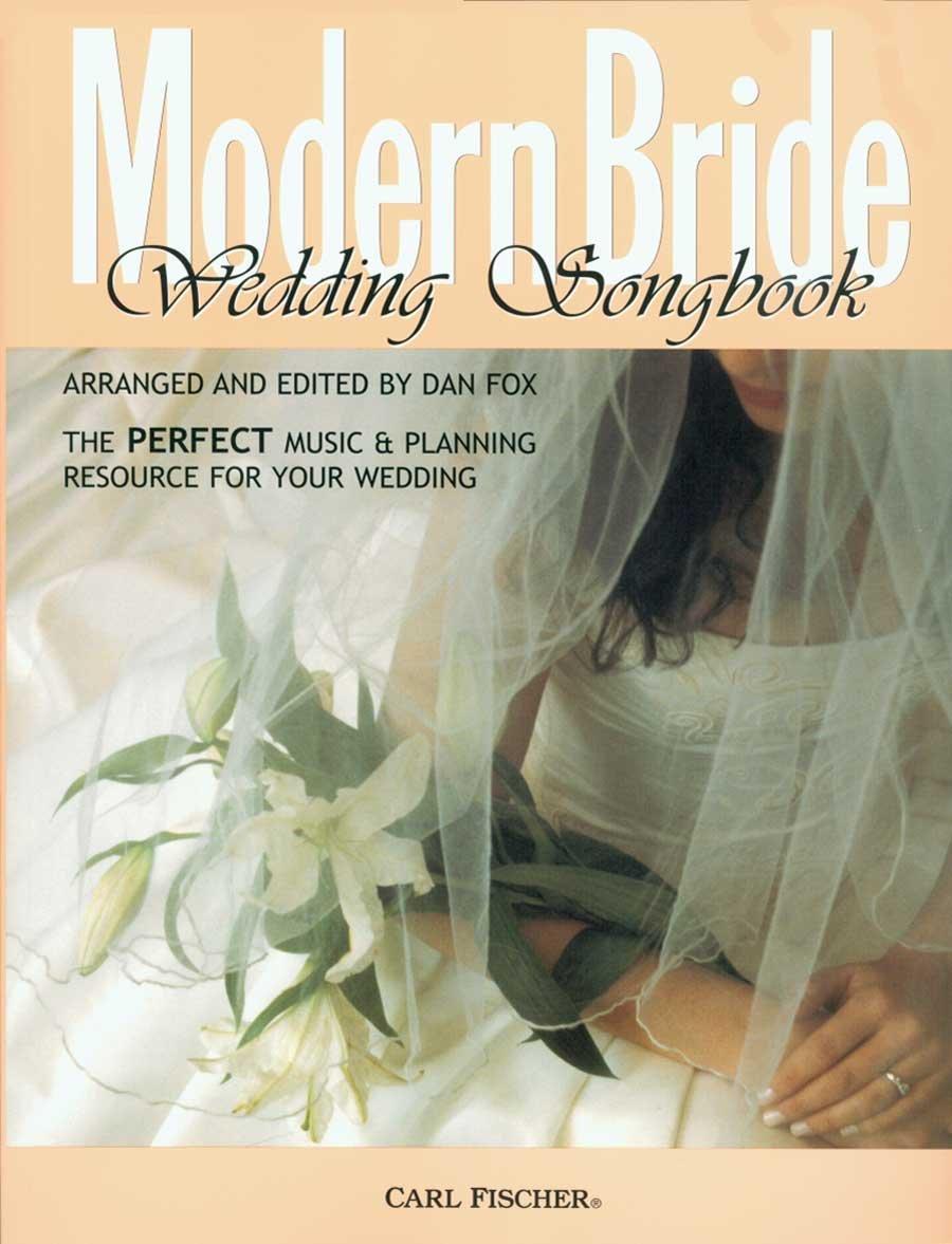 ATF136 - Modern Bride Wedding Songbook ebook