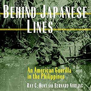 Behind Japanese Lines Audiobook