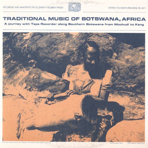 Tribal Songs of Batswana: