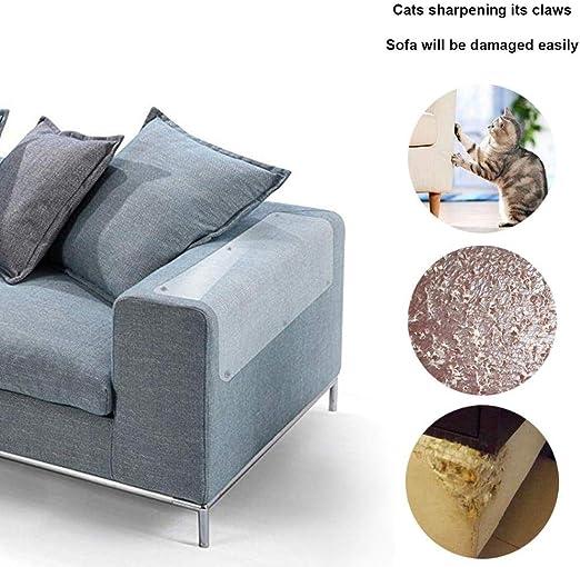 AUOKER - Protector de sofá para Gatos, plástico, Protector de sofá ...