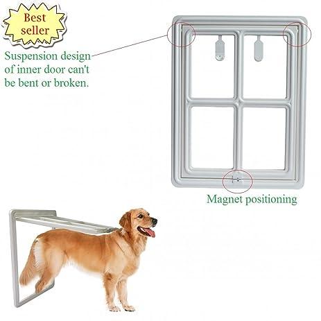 Amazon Magnetic Pet Window Screen Roll Pet Doors Screen
