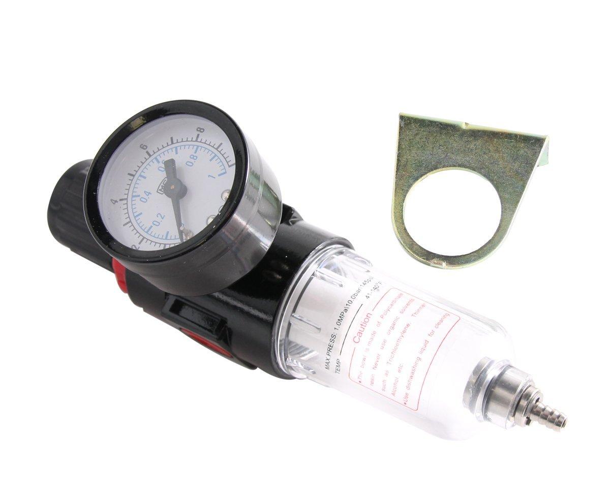 Druckluft Wasserabscheider Druckminderer für Kompressoren myowntrade
