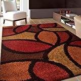 Orian Rugs Geometric Soho Multi Area Rug (5'3″ x 7'6″) Review