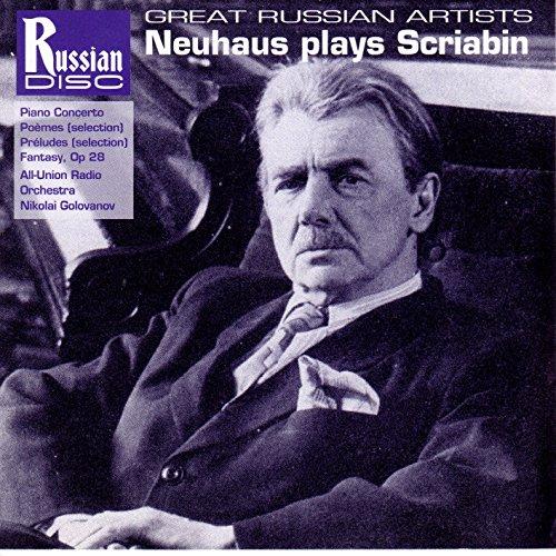 scriabin-piano-concerto-poemes-preludes-fantasy-op-28