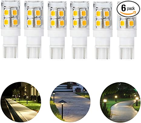 50 Landscape Bulbs for Philips 415828 11-Watt T5 12-Volt Wedge Base