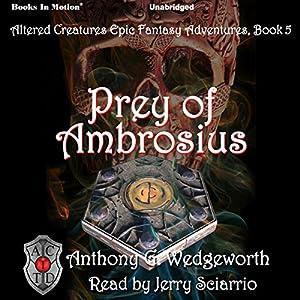 Prey of Ambrosius Audiobook