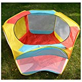 Folding Portable Playpen Baby Play Yard With Travel Bag Indoor Outdoor Safety Review