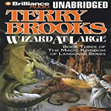 Wizard at Large: Magic Kingdom of Landover, Book 3