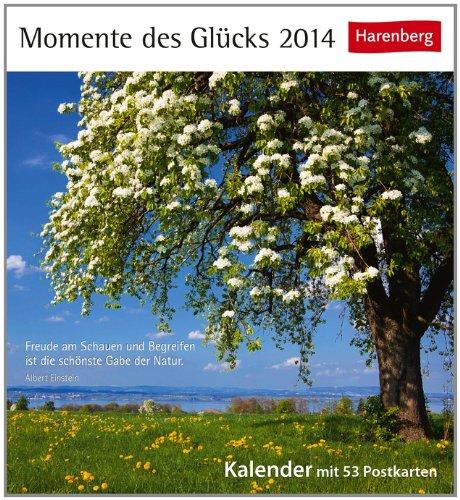 Momente des Glücks 2014: 53 Postkarten
