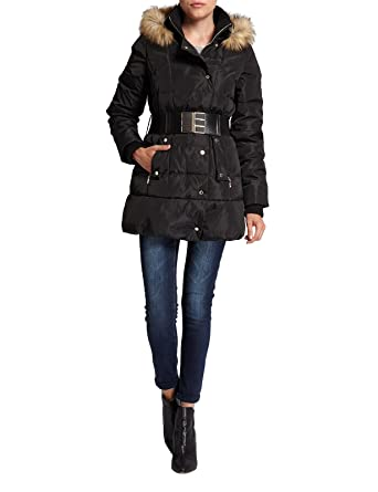 eb83177e68e6 Morgan - Doudoune - Manches longues - Femme  Amazon.fr  Vêtements et ...