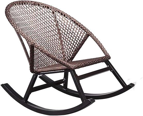Chaise Bercante De Balcon De Chaise De Balancoire De Loisir