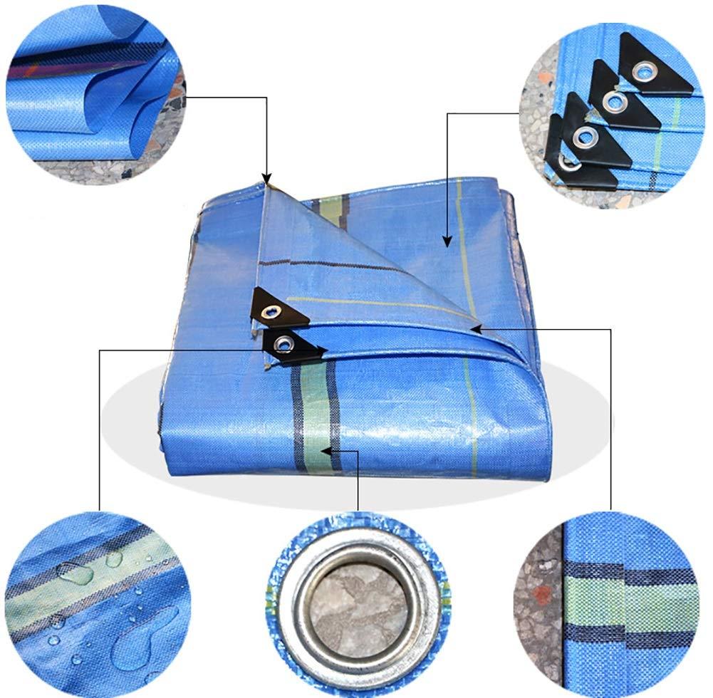 YL Home Impermeabilizante Tela Lona Lona Lona Impermeable Sombrilla Engrosamiento Camión Petróleo Aceite Ultra Ligero Protector Solar Exterior Toldo Tira De Color Lámina De Plástico A++ (Tamaño : 1.5×2m) c3b6d4