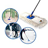 YCUTE Commercial Strength Cotton Dust Mop