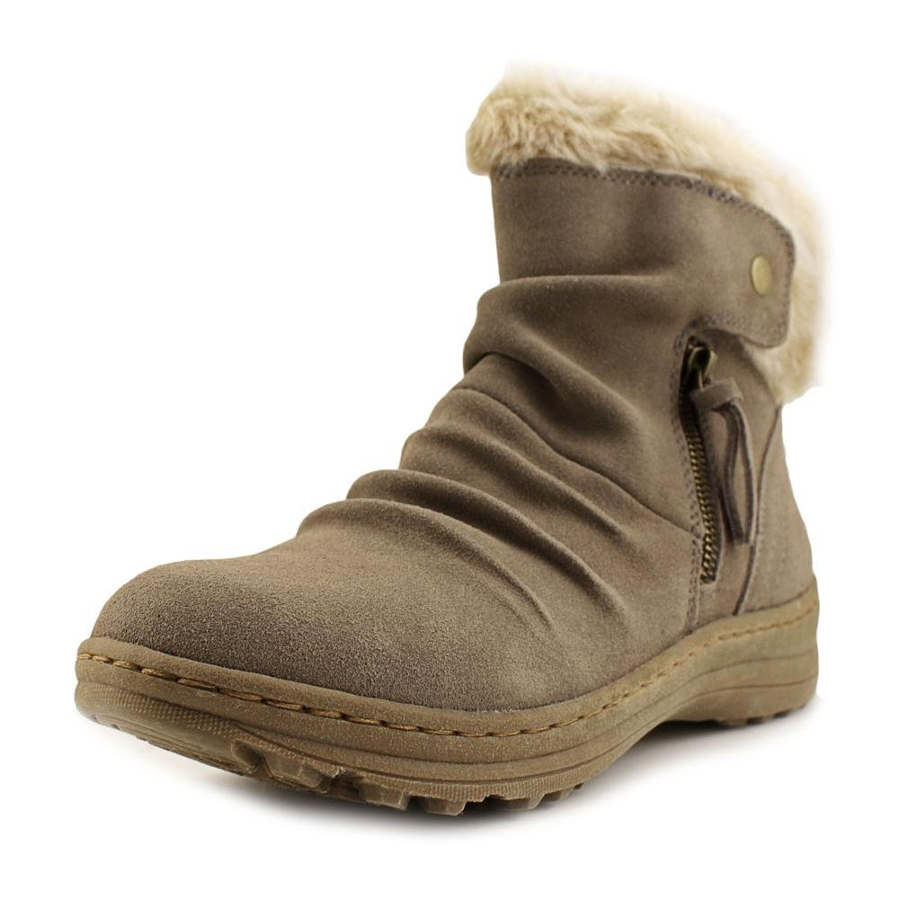 BareTraps Women's BT Amelya Snow Boot (9 B(M) US, Mushroom Suede) by BareTraps
