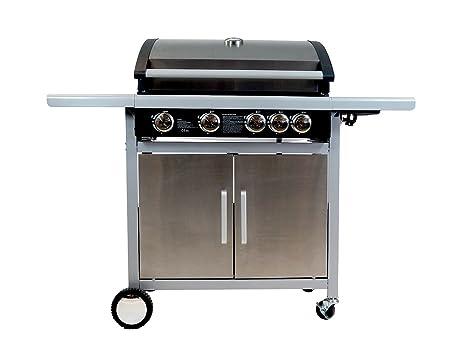 Billig Gasgrill Xxl : Traedgard® gasgrill grillwagen bbq indio 500 edel 4 brenner 1