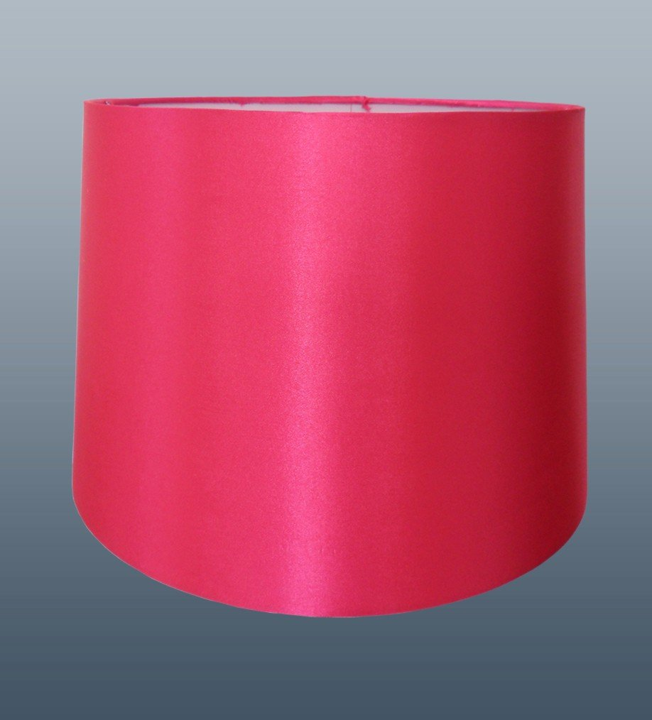 10 faux silk hot pink lampshade amazon lighting aloadofball Gallery