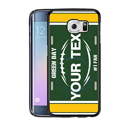 BRGiftShop Personalize Your Own Baseball Team Colorado Rubber Phone Case For Samsung Galaxy S6
