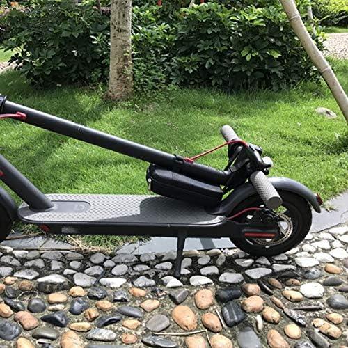 TiooDre Sac de Rangement pour Scooter Avant pour Scooter Sac de Rangement pour Organisateur de Guidon pour Scooter t/ête de Scooter pour Xiaomi Sedway Mijia M365 transportant des Outils Chargeur